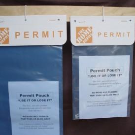 Permit Pouch®
